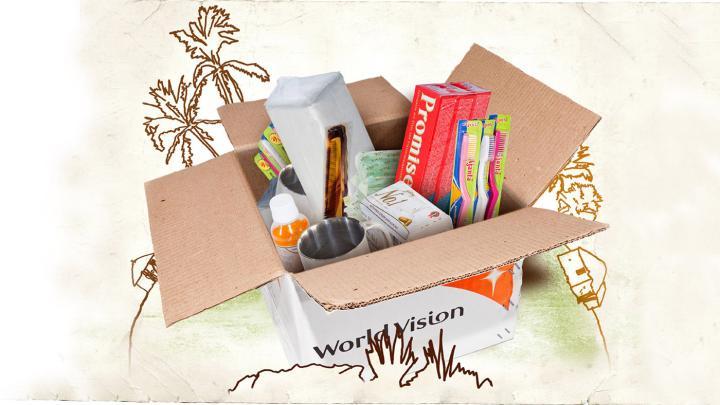 Nothilfe-Paket