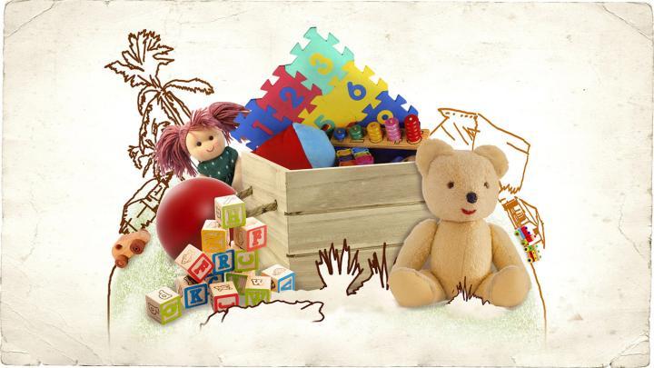 Spielzeug-Set